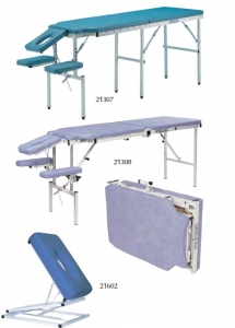 portable treatment tables - acupuncture